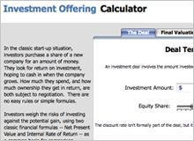 investment offering calculator image